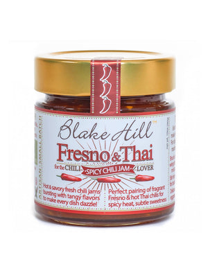 Fresno and Thai Chili Jam