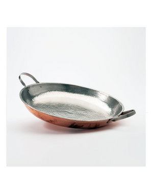 Alicante Paella Pan by Sertodo Copper