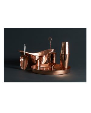 Deluxe Home Bar Set by Sertodo Copper