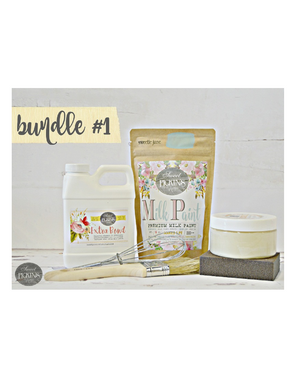 Bundle #1 Starter Pack by Milk Paint