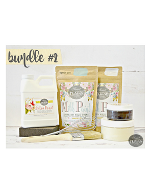 Bundle #2 Lets Do This by Milk Paint