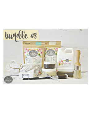 Bundle #3 I need it all! by Milk Paint