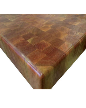 End Grain Cherry Butcher Block Countertop