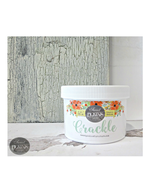 Antique Crackle by Milk Paint