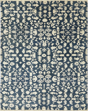 Remy Hand Knotted Rug