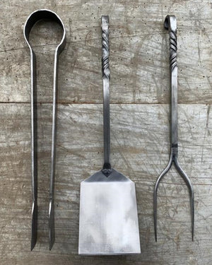 Hand Forged Grilling Tools