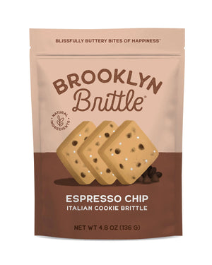 Brooklyn Brittle, Espresso Chip