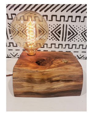 Latimer Lamp #4 by Painted Karma