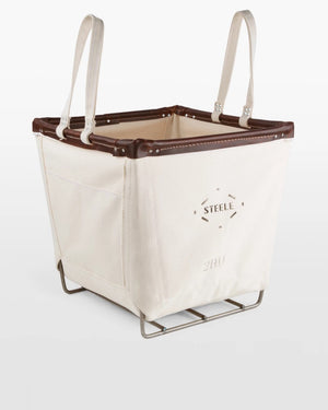 Steele Canvas Log Carrier & Basket
