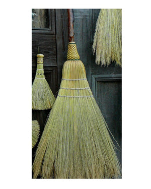 Man's Porch Broom by BrenWood