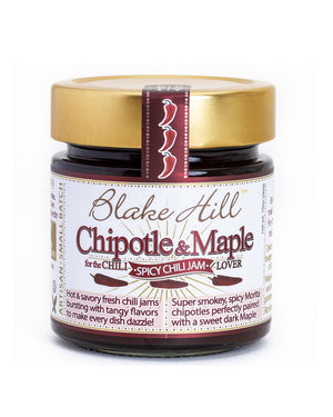 Chipotle Maple Chili Jam