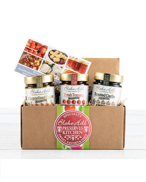 The Savory Pantry Gift Set