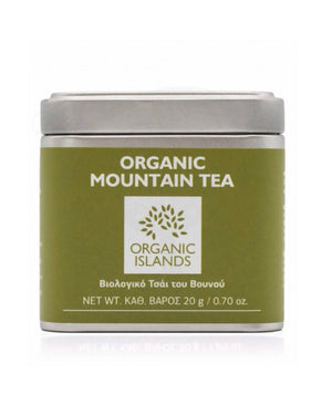 Organic mountain tea Organic Islands