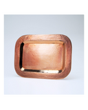 Thessaly Rectangle Platter by Sertodo Copper