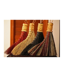 Turkey Wing Broom by Scheumack Broom