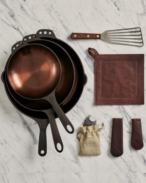 The Ultimate Smithey Cast Iron Set