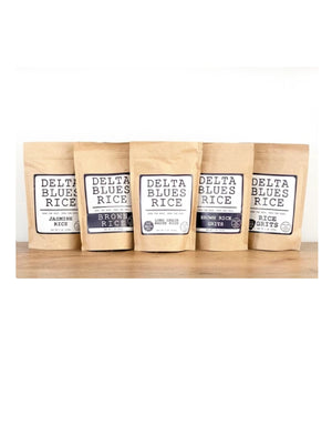 15 Bag Rice Variety Pack by Delta Blues Rice