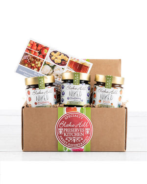 The Naked Jam Gift Set