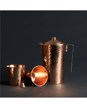 Ayurveda Set by Sertodo Copper