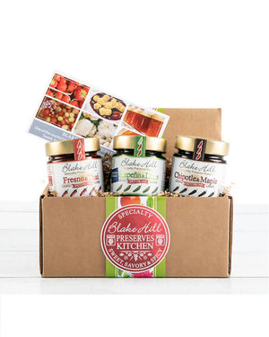 The Spicy Pantry Gift Set