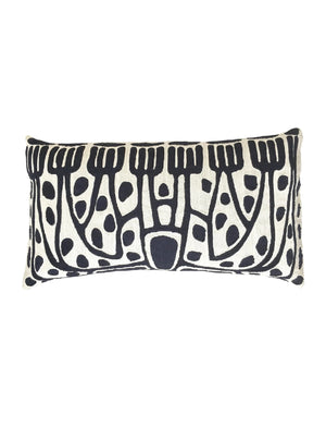 Zoe Lumbar Pillow by Allem Studio