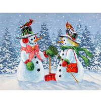 Four Seasons diamond painting