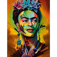 5D Diamond Painting african woman Paint with Diamonds Art Crystal Craft Decor AH1415
