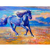 5D Diamond Painting horse Paint with Diamonds Art Crystal Craft Decor AH1920