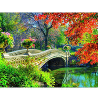 5D Diamond Painting landscape Paint with Diamonds Art Crystal Craft Decor AH1486