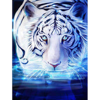 5D Diamond Painting tiger Paint with Diamonds Art Crystal Craft Decor AH1976
