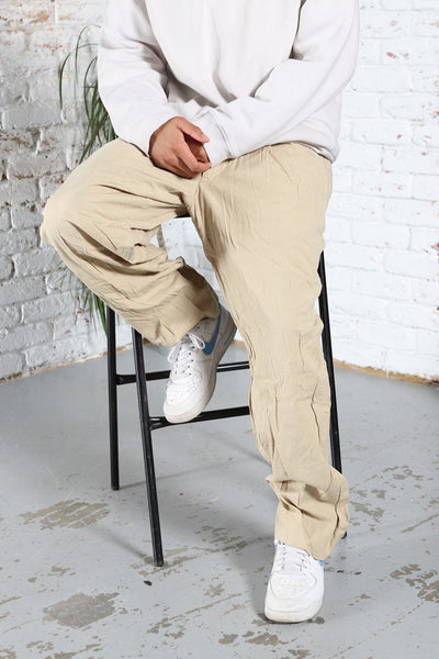 Vintage Stone Island Trousers Beige
