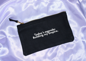 Today's agenda: Building My Empire Purse