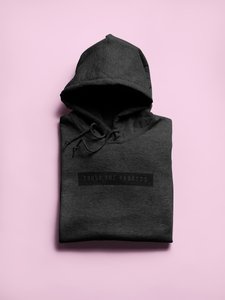 Black 'Trust the Process' Hoodie
