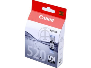 Canon Single/ Multi Pack Original OEM Ink Cartridges PGI-520BK, CLI-521BK 520 21