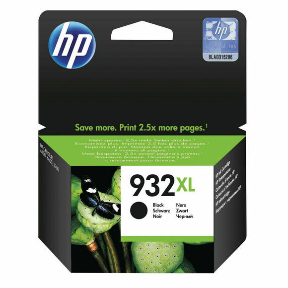 Genuine HP 932XL (CN053AE) Black High Capacity Ink Cartridge 932 XL 7110/7612