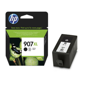 Original HP 907XL Extra High Capacity Black Ink Cartridge Officejet 6960 6970 UK