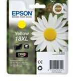 Genuine unused original Epson 18XL Yellow ink cartridge C13T18144012  XP-415 425