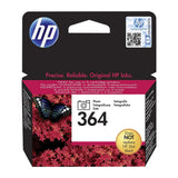 New HP 364 Photo Black Cartridge for PhotoSmart B010a B8550 B8553 7510 (CB317EE)