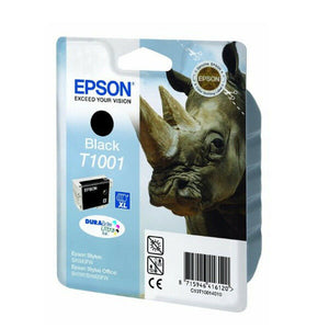 Epson T1001 Original Black Ink Cartridge SX600FW B40 SX610FW BX600FW T100140