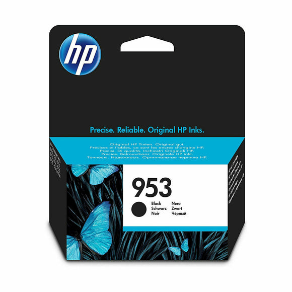 Genuine HP 953 Black Ink Cartridge for HP OfficeJet Pro 8210 8710 8720 (L0S58AE)