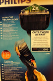 Philips Discovery HC3400 Hair Clipper Series 3000 Men Beard Hair Trimmer New Box