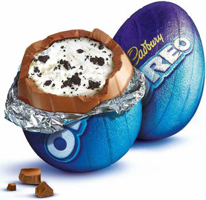 Cadbury Oreo Creme Egg Milk Chocolate Sweets Eggs Children Sweets Gift Party