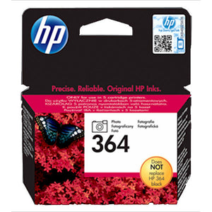 Genuine HP 364 *_PHOTO_* Black Ink for PhotoSmart 7510 7520 C510a C309a CB317EE