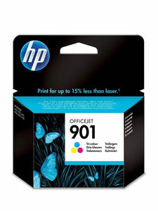 Genuine Original Hp 901 CC656AE UUS Ink Cartridge 360* Pages HP901 G510N J4524
