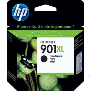 HP 901XL Black Original Genuine Ink Cartridge CC654AE J4680 J4580 J4550 J4540 uk