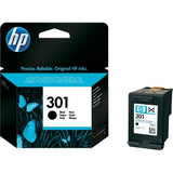 HP 301 Black CH561EE Ink Cartridge for HP Deskjet 3055A 2050A 1050A 3050 Genuine