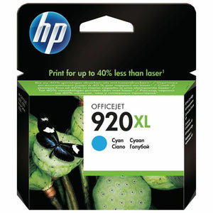 XL Genuine Original HP  920XL Black Magenta Yellow Cyan Ink Cartridge 2017 LOT