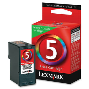 Genuine Lexmark No 5 Colour Ink Cartridge for Lexmark X4690 X5690 X2690 X3690 UK