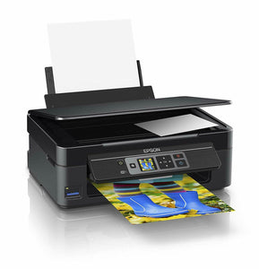 Epson Expression Home Xp-255 Wireless Multi-Function Inkjet Printer Compact 255