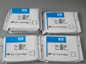 HP 940XL C2N93AE INK CARTRIDGE SET CMYK C4906AE C4907AE C4908AE C4909AE No Box